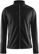 Craft Bormio Softshell Jacket men black xl