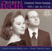 Complete Violin Sonatas Vol.1