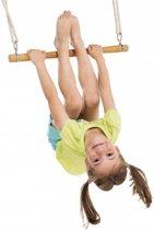 Houten trapeze 'ergonomic'