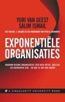 Exponentiële organisaties