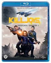 Killjoys - Seizoen 1 (Blu-ray)