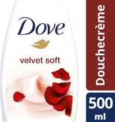 Dove Velvet Soft Douchegel - 6 x 500 ml - voordeelverpakking