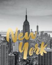 New York Bullet Grid Journal