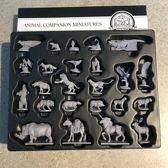 Animal Companion Miniatures - 24 pcs
