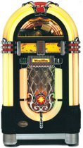 Wurlitzer 1015 OMT One More Time Jukebox Zwarte Uitvoering