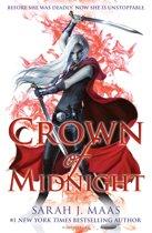 Omslag van 'Crown of Midnight'