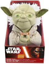 Star Wars – Talking Plush - Yoda - ± 24 cm.