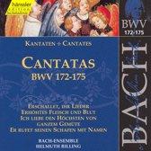 Cantatas Bwv172-175(Erschallet Ihr