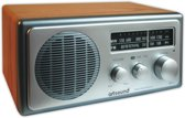 Sangean WR-1 - Tafel radio - Walnoot