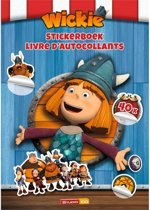 Wickie de Viking Stickerboek - Schild