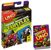 Uno - Teenage Mutant Ninja Turtles