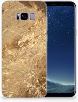 Samsung Galaxy S8 Plus TPU Hoesje Design Marmer