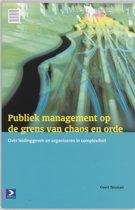Bedrijfskundige signalementen - Publiek management op de grens van chaos en orde