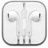 Nieuwe Origional Iphone 5 Earpods / Headset - Apple Iphone 6 / 6s model - Oortjes / Oordopjes wit