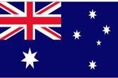 Australische vlag, vlag van Australie 90 x 150