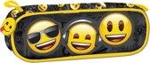 Emoji Faces - Etui - 21 x 7.5 x 5 cm - Multi