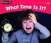 What Time Is It? Leveled Text