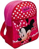 Disney Minnie Mouse Rugzak - Kinderen - Rood