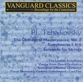 Symfonies Nos.5 & 6/Serenade For Strings