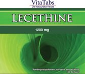 VitaTabs Lecithine 1200 mg - 100 softgels - Voedingssupplementen