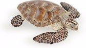Plastic karetschildpad 7,5 cm