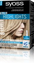 SYOSS Color Blond Highlights H2 Coup de Soleil Haarverf - 1 stuk
