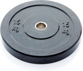 Muscle Power - Bumper Plate - 15 kg