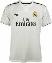 Real Madrid Thuis Shirt 18/19 - Senior (Maat: