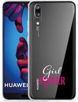 Huawei P20 Hoesje Girl Power