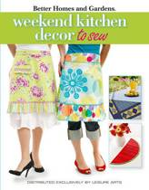 Weekend Kitchen Projects to Sew