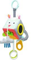 Taf Toys Babyspeeltje Speelkubus Voor wandelwagen en box - met plastic clip
