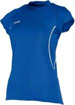 Reece Core Shirt Dames - Shirts  - blauw - 140