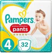 Pampers Baby Luierbroekjes - Premium Protection Pants Maat 4 32 stuks