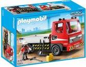 Playmobil Vrachtwagen Op Bouwerf - 5283