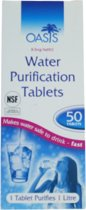 Highlander Waterzuiveringstabletten Oasis - 50 tabletten