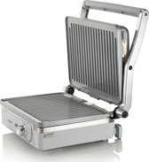Breville Ultimate Grill Grill Tafelblad Electrisch Zilver