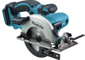 Makita DSS501z 18V Li-ion cirkelzaagmachine - 136mm - losse body, zonder accu en lader