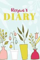 Regan's Diary