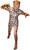 Originele morphsuit luipaard L (160-175 cm)