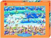 Heye Surfing - 1000 stukjes
