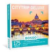 BONGO - Citytrip Deluxe - Cadeaubon