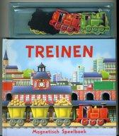 Treinen, Magnetisch Speelboek