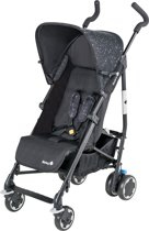 Safety 1st Compa'City Buggy - Splatter Black