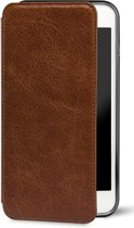Sena iPhone 7 Plus Ultra Thin Wallet Book - Cognac