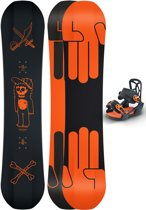 Bataleon kindersnowboard - Mini shred  - 120cm