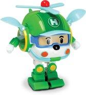 Robocar Poli mini transforming robots - Helly