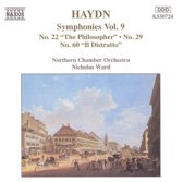 Haydn: Symphonies nos 22, 29 & 60 / Ward, Northern CO