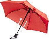 EuroSchirm Dainty Automatic paraplu rood