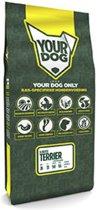 Yourdog schotse terriã?r hondenvoer volwassen 12 kg