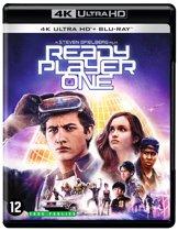 DVD cover van Ready Player One (4K Ultra HD Blu-ray)